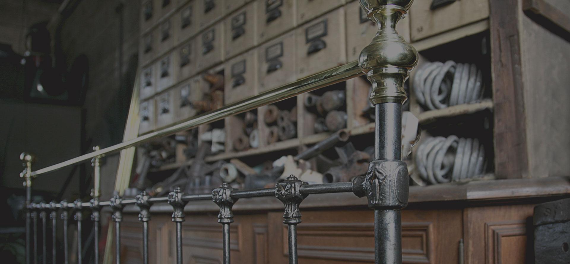 Französische Metallbetten dietrich historische französische metallbetten