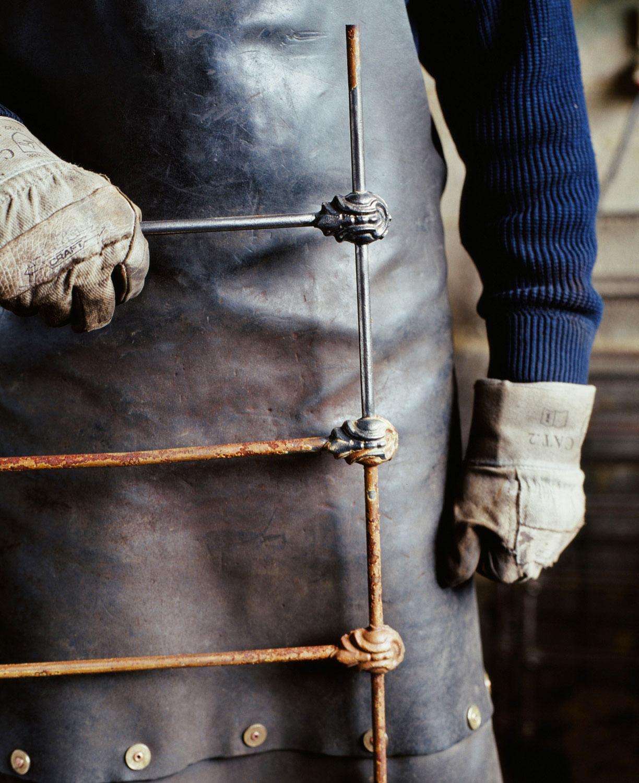 Französische Metallbetten de medien dietrich historische französische metallbetten